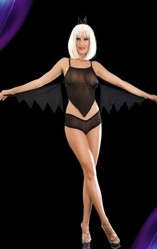 Fantazi Batman Kadın Kostümü