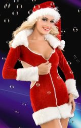Fantazi Noel Anne Kostümü