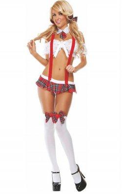 Liseli Lolita Kostümü