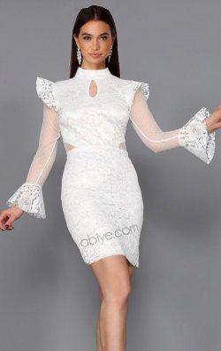 b7c301541c6ea Beyaz Elbise | Beyaz Elbiseler | Beyaz Elbise Modelleri
