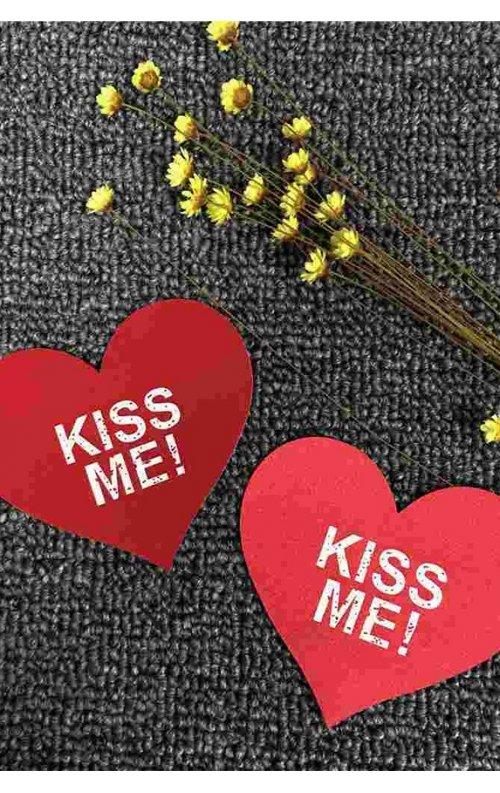 Kiss Me! Yazılı Gögüs Ucu Kapatıcı