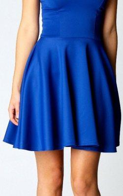 Kiloş Straplez Elbise