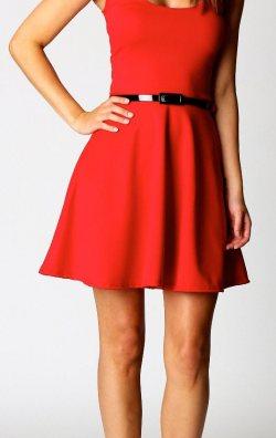 Askılı Mini Elbise
