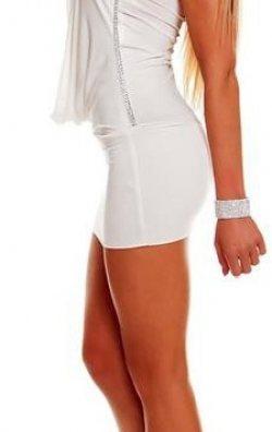 Süper Mini Elbise
