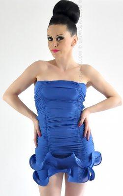 Mavi Mini Club Elbise