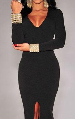 Bodycon Elbise
