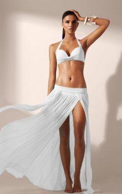 Plaj Kıyafeti Etek Pareo