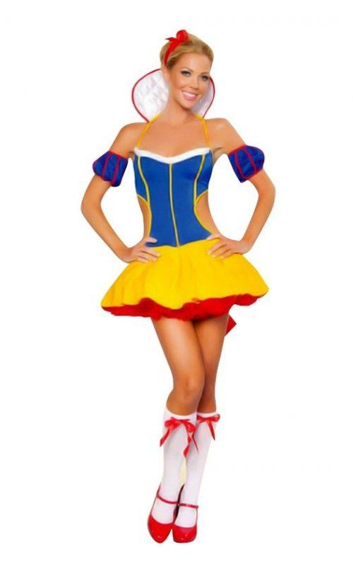 Şirin Pamuk Prenses Kostümü