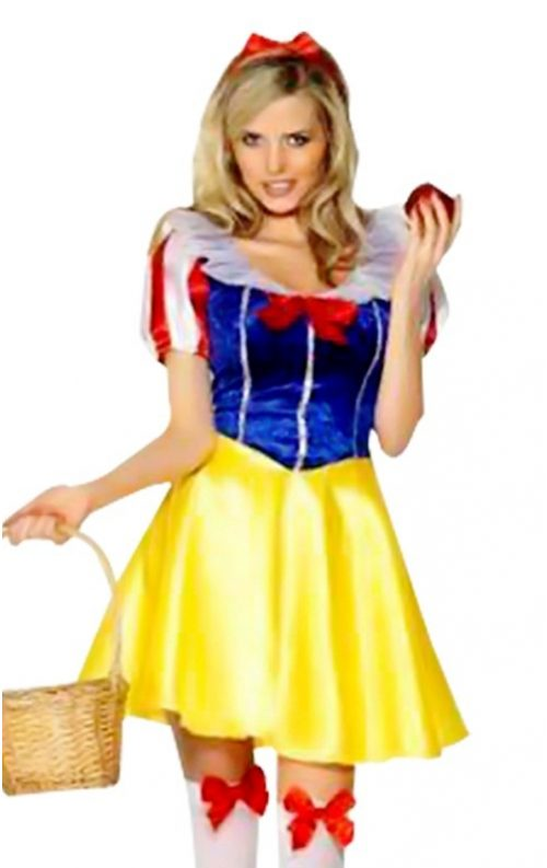 Pamuk Prenses Kostümü
