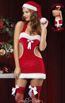 Fantazi Noel Kostümü
