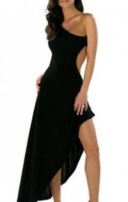 Astarsız Uzun Fantazi Elbise