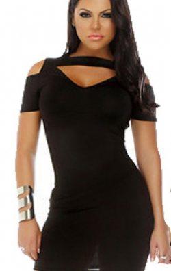 Özel Dizayn Mini Elbise