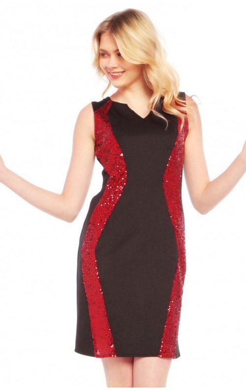 Kırmızı Siyah Mezuniyet Kıyafeti