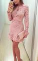 Güpürlü Dantel Elbise