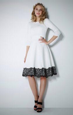 Kloş Kabarık Elbise