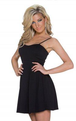 Dalgıç kumaş volanlı mini elbise
