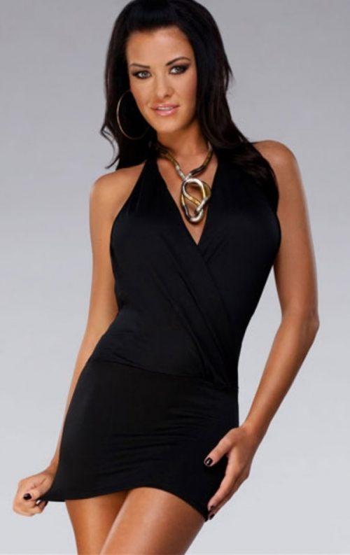 Zarf Style Tarzı Mini Elbise