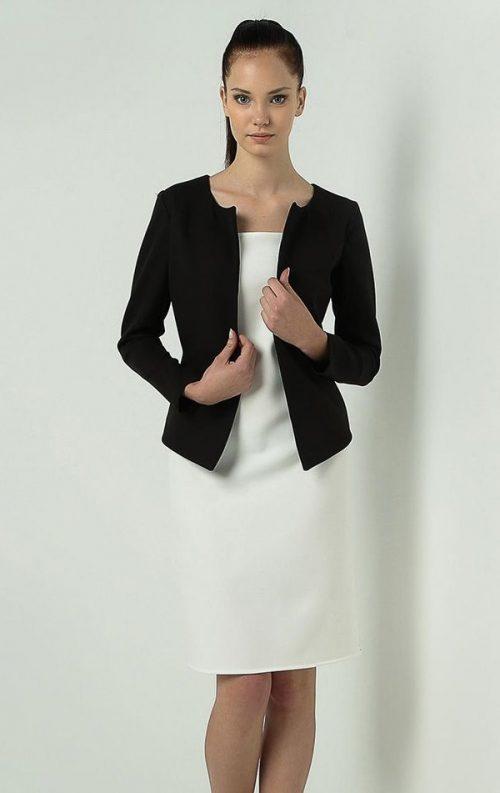 Ceketli Elbise