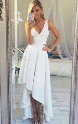 Asimetrik Style Elbise