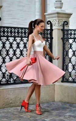 Volanlı Şeker Kız Candy Elbise
