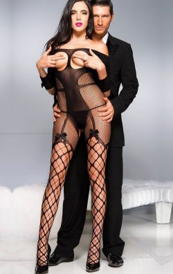 Özel Tasarım Erotik Vücut Çorabı