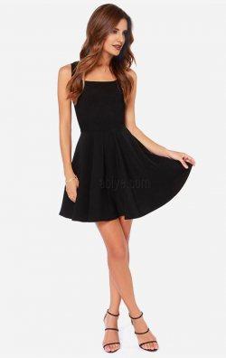 Kolsuz Kloş Elbise