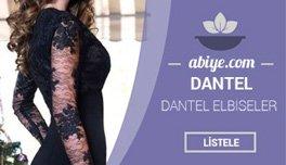 Dantel Abiye
